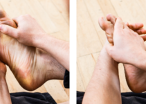 auto-massage pieds twist long