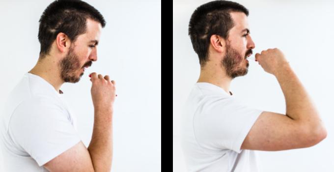 posture brosser dents