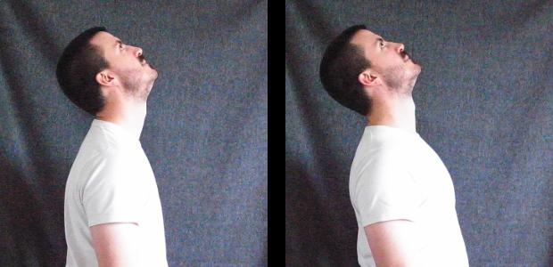 posture regarder etoiles