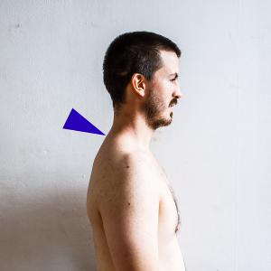 posture cou charnière cervicale dorsale