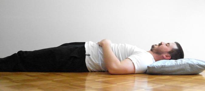 dormir dos T-spine