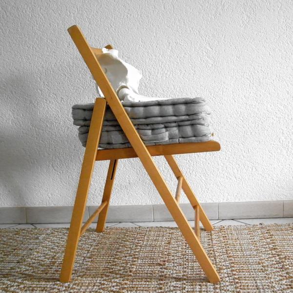 chaise pelvis