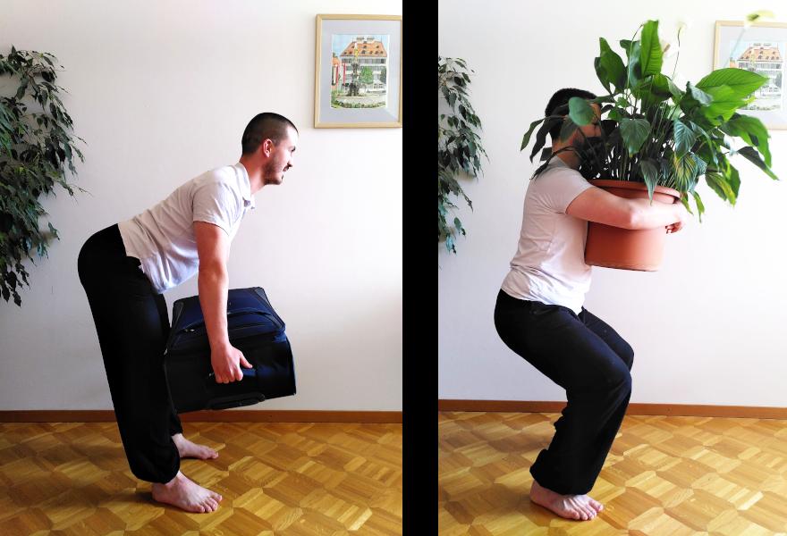 Deadlifts vs squats